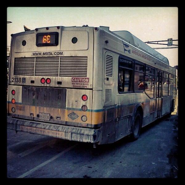 Mbta Bus Route 66 North Allston 11 Tips