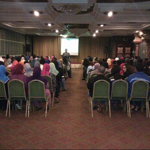 Photo taken at Hotel Gajahmada Graha by Effi Chorviantie on 10/7/2012