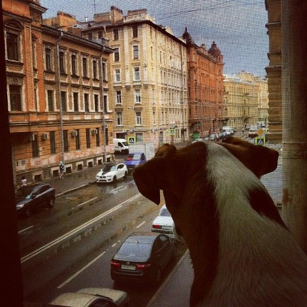 Снимок сделан в Арт-Отель Радищев пользователем Аркадий Х. 7/5/2013