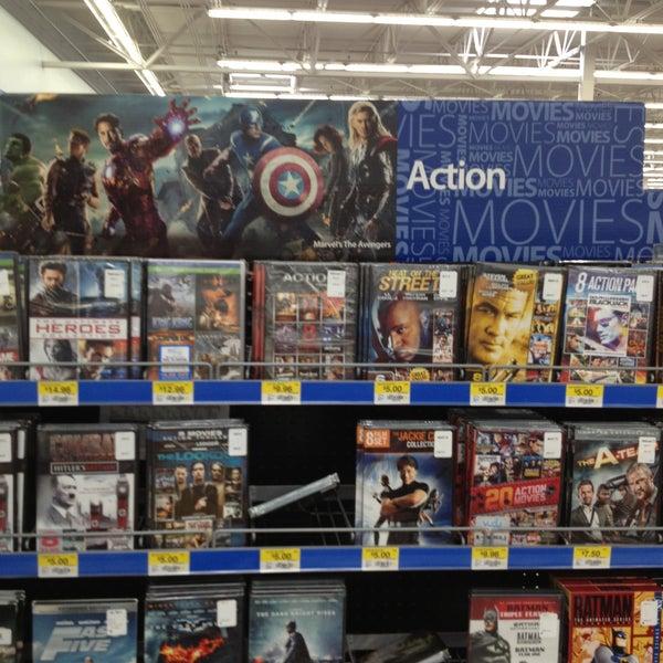 Photo taken at Walmart by Ashley M. on 4/16/2013