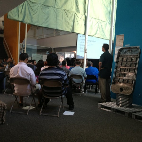 Photo taken at Tech Wildcatters (The Tech Church) by Chris S. on 6/2/2013