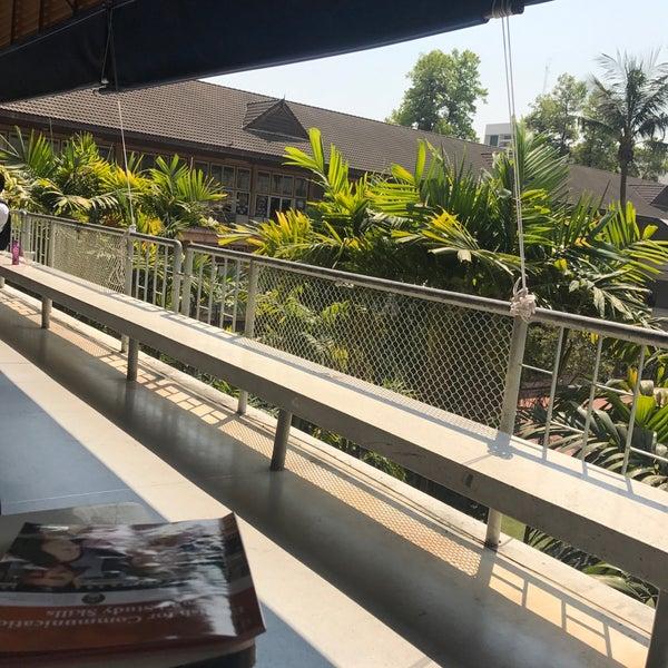Photo taken at Chiang Mai Rajabhat University by Siriluk J. on 3/7/2017