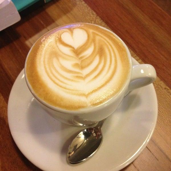 Photo taken at Coffeehouse Northwest by Dana v. on 1/31/2013