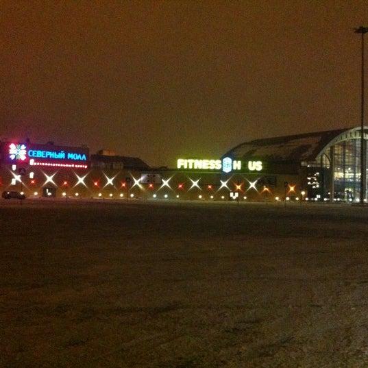 Снимок сделан в ТРК «Северный Молл» пользователем Никита С. 12/14/2012