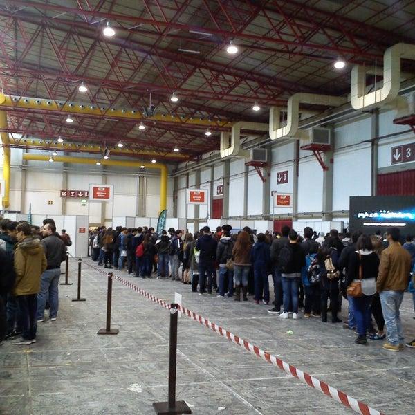Photo taken at Exponor - Feira Internacional do Porto by Luis A. on 12/6/2014