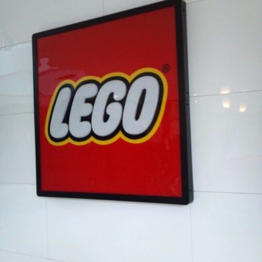 The LEGO Store - 1 tip