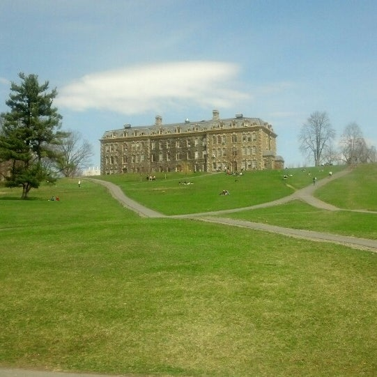 Photo taken at Cornell University by Michelle M. on 4/15/2013