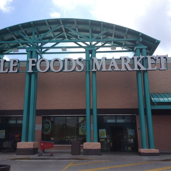 Photo taken at Whole Foods Market by Ian T. on 4/14/2013