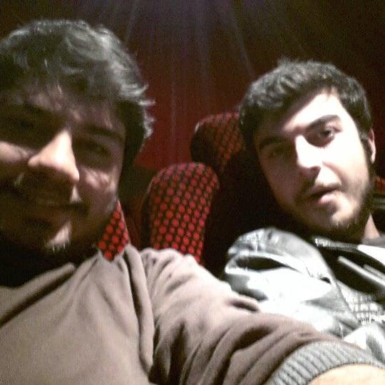 1/15/2013 tarihinde Ali Uğur A.ziyaretçi tarafından Spectrum Cineplex'de çekilen fotoğraf