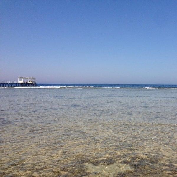 7/7/2014 tarihinde DJ N.ziyaretçi tarafından Rixos Sharm El Sheikh'de çekilen fotoğraf