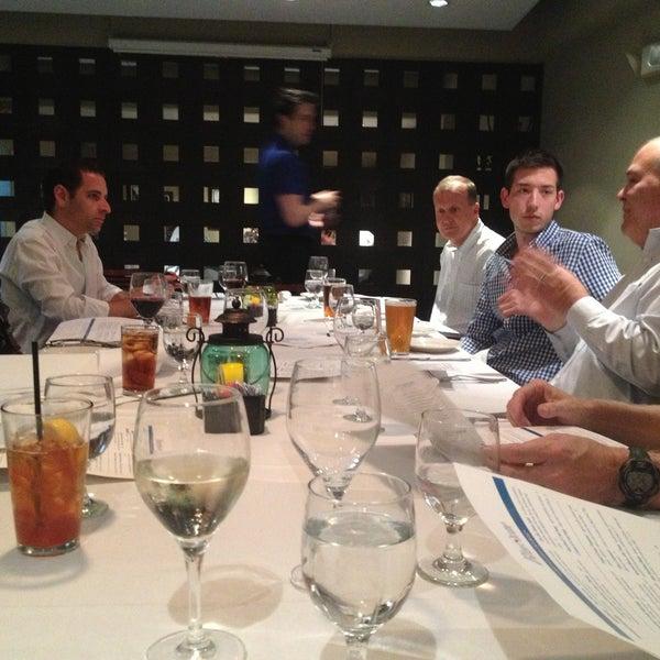 Photo taken at Bluestone Restaurant by Pamela D. on 5/15/2013