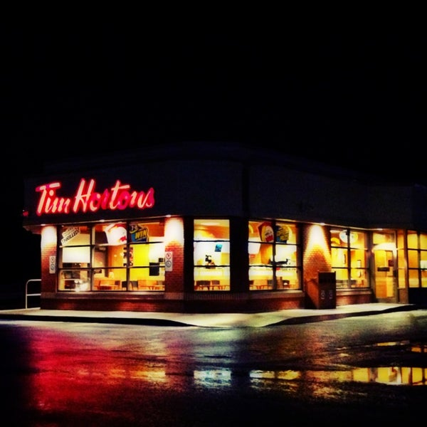 Tim Hortons Chicago: Conception Bay South, NL