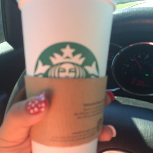 Photo taken at Starbucks by 💜💜Priscilla💜💜 on 10/2/2015
