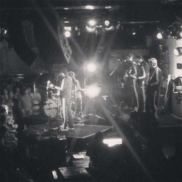 Photo taken at Paradise Rock Club by James h. on 2/28/2013