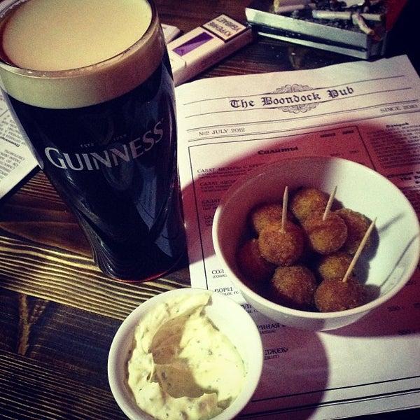 Снимок сделан в Boondock Pub пользователем Alena C. 12/21/2012