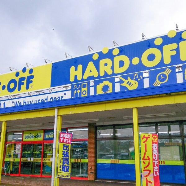 Photo taken at HARDOFF 長岡川崎店 by hinayui07 on 3/15/2014