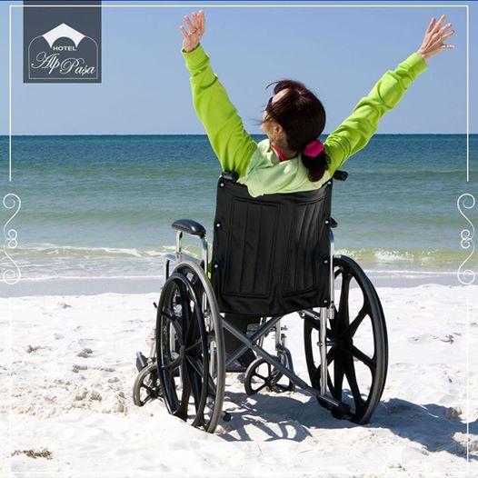 #3aralikdünyaengellilergünü asıl engel sevgisizliktir. Yeter ki sevginiz engelli olmasın 😍