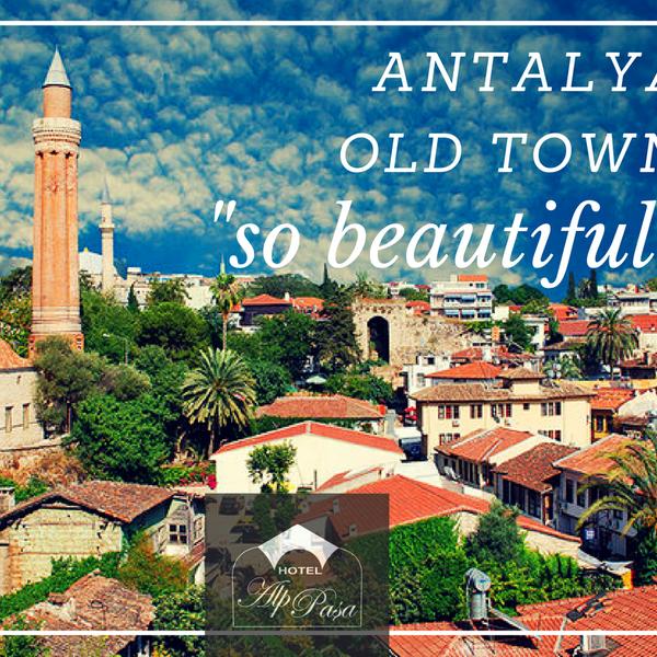 """so beautiful"" Kaleiçi #Antalya #OldTown #Kaleici #Hotels #AlpPasaHotel #Best #Boutique #Hotel"