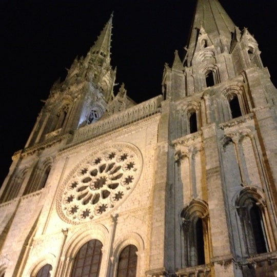 Photo taken at Cathedral Basilica of Our Lady by Alex M. on 11/22/2012