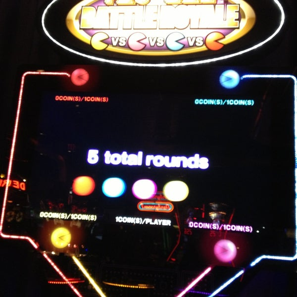 Photo taken at Dave & Buster's by Aaron K. on 5/25/2013