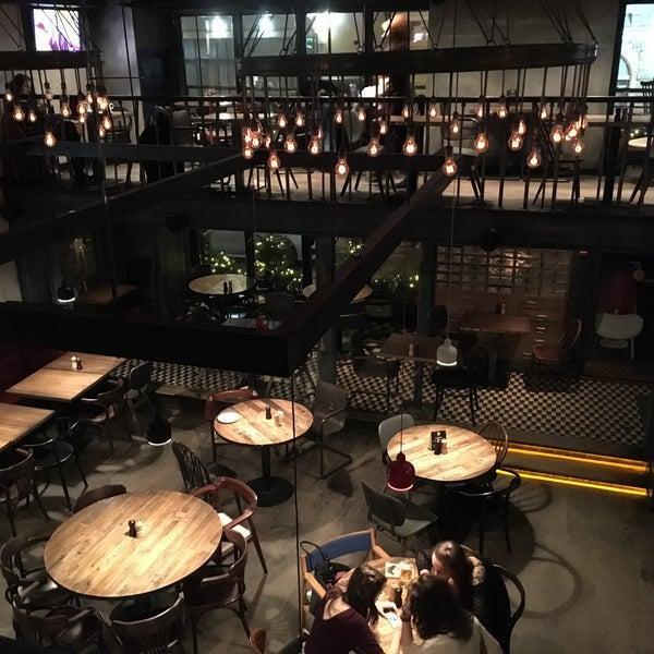 Photo taken at Haggis Pub & Kitchen by Артем С. on 1/30/2016