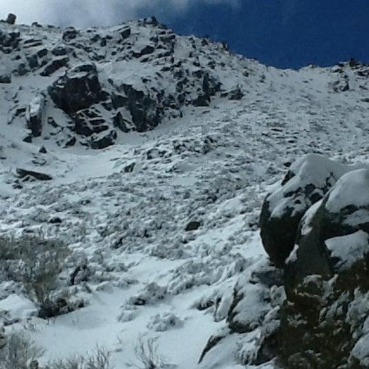 Foto tirada no(a) Serra da Estrela por Arlete L. em 2/24/2013