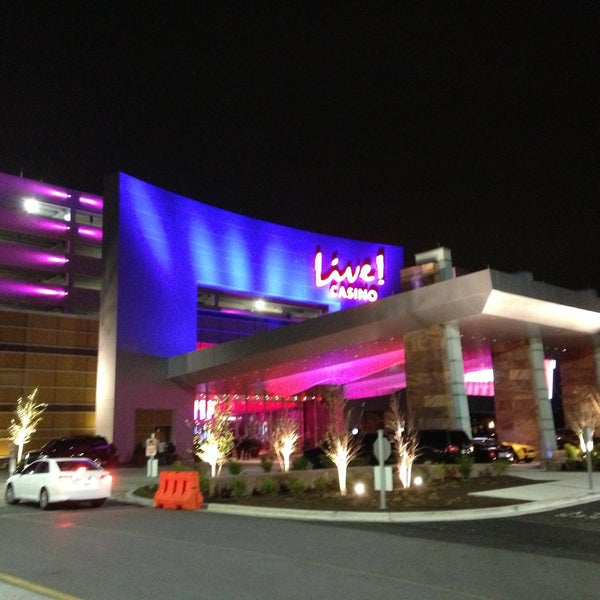 Maryland live casino r bar