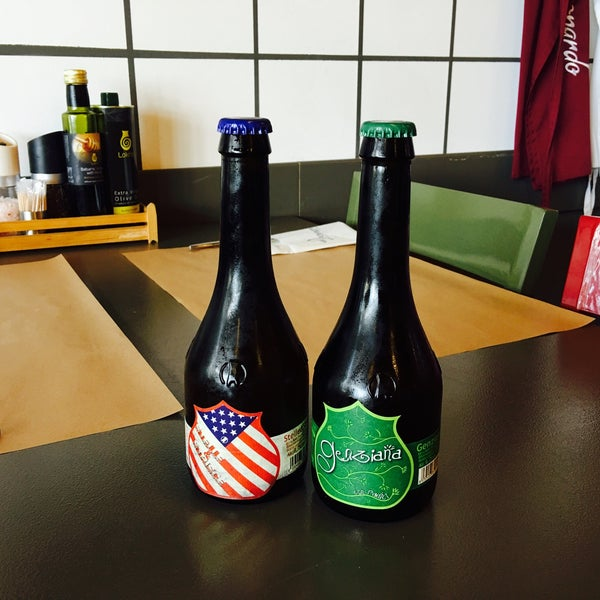 New Del Borgo beers arrived!