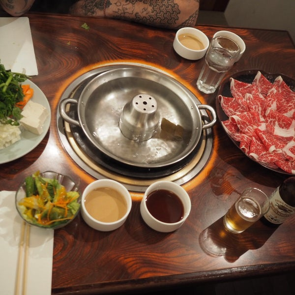 Prime rib eye shabu shabu for 2 is 27 usd / person and it is a MUST TRY. Also green tea flavored ice cream is amazing. The stuff is very friendly. Hope to come back soon!
