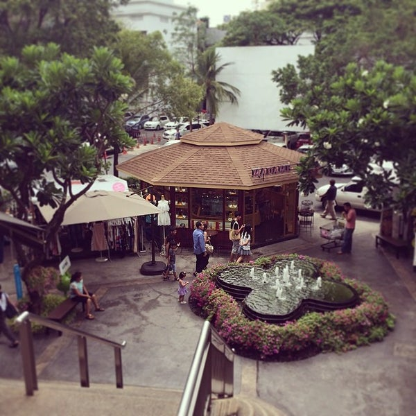 Photo taken at Thonglor Town Center by Nui L. on 5/18/2014