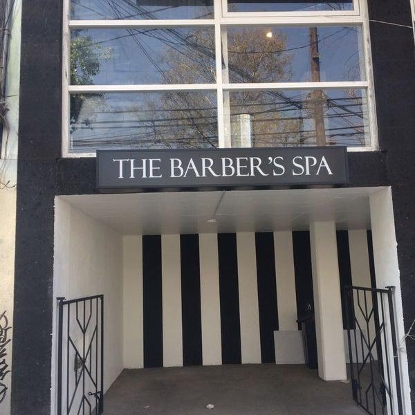 Foto tomada en The Barber's Spa México (División Quevedo) por Mario el 2/15/2017