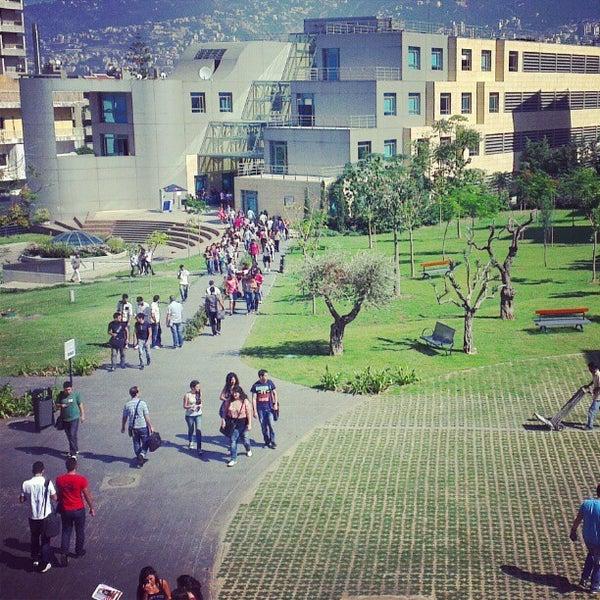 Photo taken at Holy Spirit University Of Kaslik by Tony S. on 10/18/2012