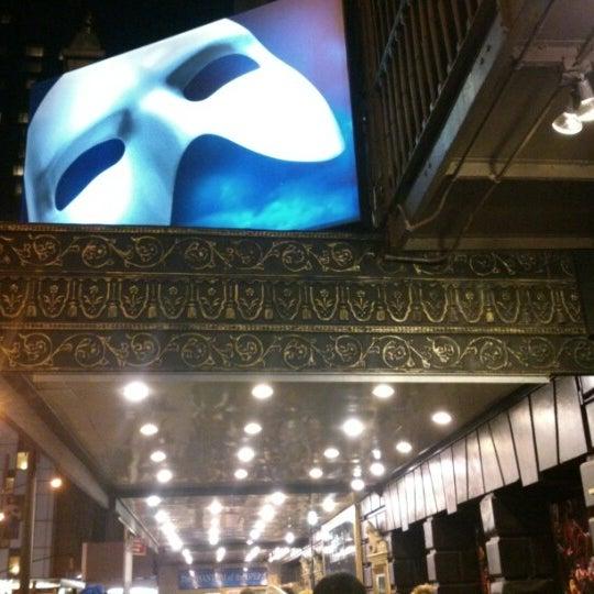 Foto tirada no(a) Majestic Theatre por Nataliya D. em 3/24/2013