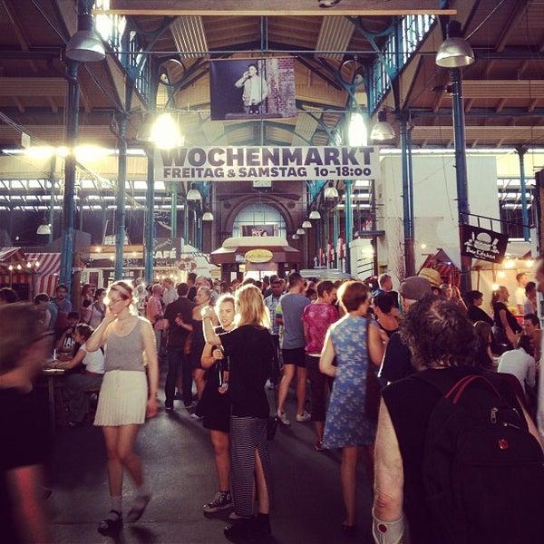 Das Foto wurde bei Street Food Thursday von Olga V. am 7/26/2013 aufgenommen