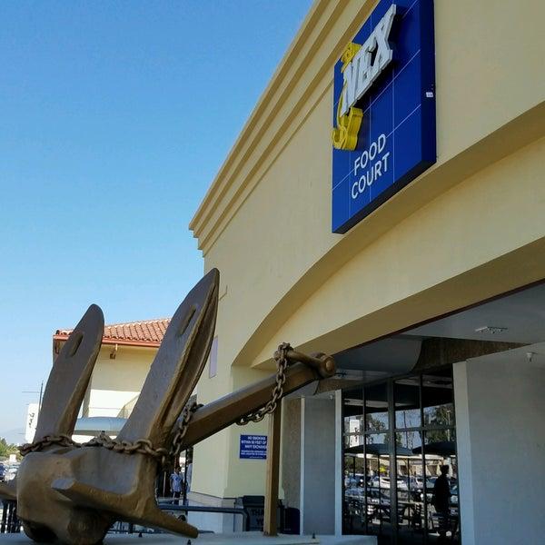 Nex Food Court San Diego