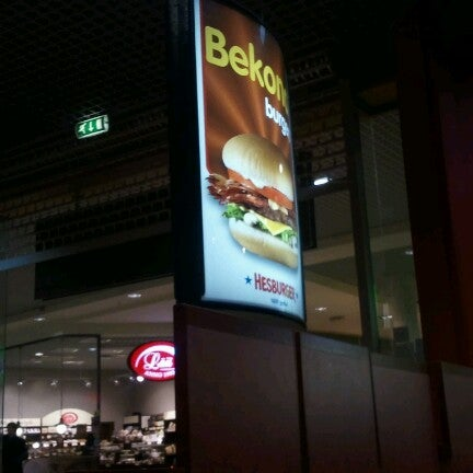 Photo taken at Hesburger by Егор Л. on 11/22/2012