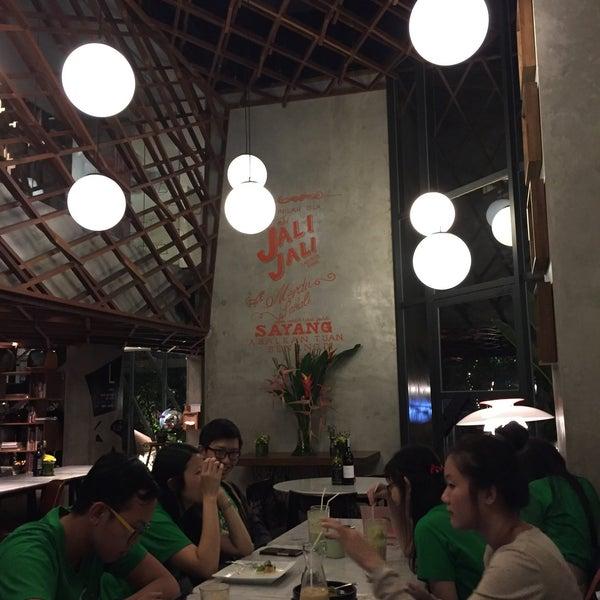 Foto tomada en Waha Kitchen por mika a. el 1/30/2016