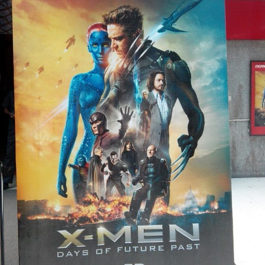 Photo taken at Big Cinemas by Deepu N. on 5/25/2014