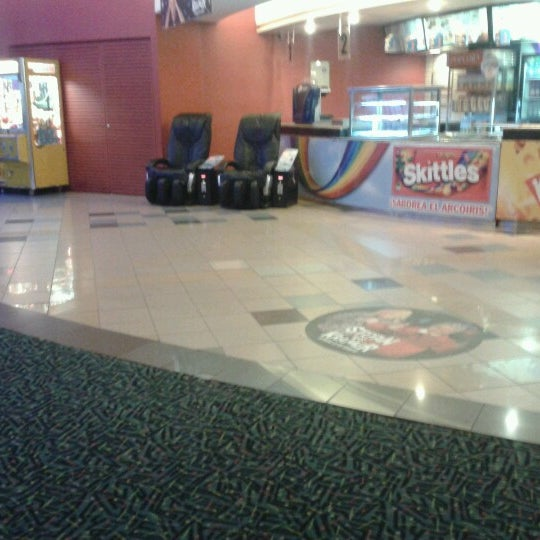Photo taken at Cine Hoyts by Gabo a. on 9/18/2012