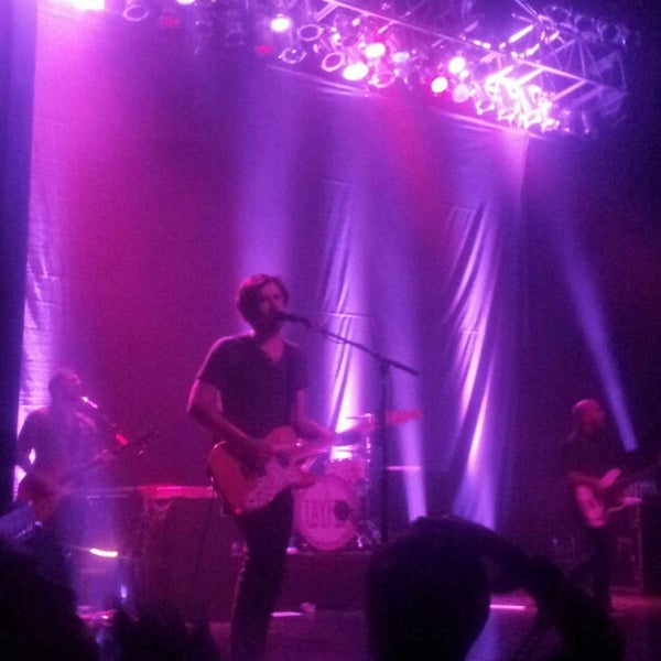 Photo taken at The Rialto Theatre by Damian Z. on 10/29/2012