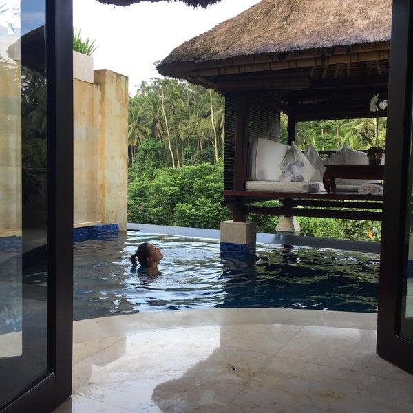 Photo taken at Viceroy Bali by Cynthia L. on 4/5/2017