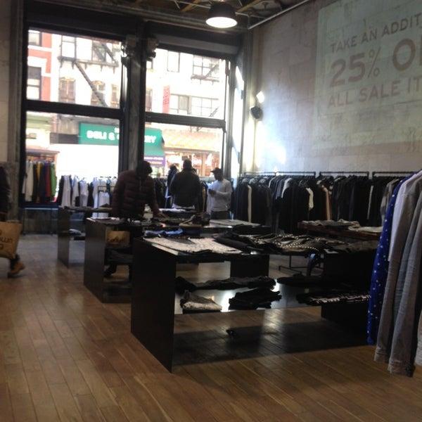 Photo taken at Atrium NYC by Giorgio S. on 3/13/2014