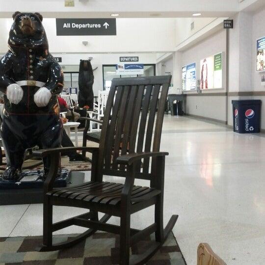 Photo Taken At Coastal Carolina Regional Airport EWN By Emanuele F On 10
