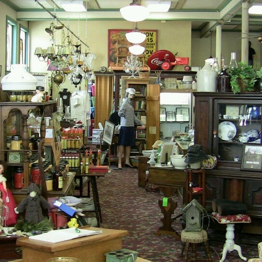 Reeves Antiques Antique Shop In Houston