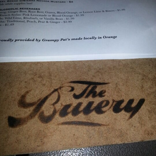 Photo taken at The Bruery Provisions by Ludilyn S. on 1/6/2013