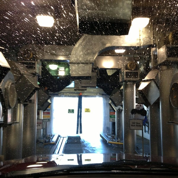 Mike's Express Car Wash