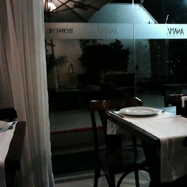 Foto tirada no(a) Anamá Restaurante por Claudio S. em 3/29/2013