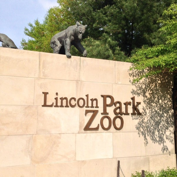 Photo taken at Lincoln Park Zoo by Kal S. on 5/19/2013