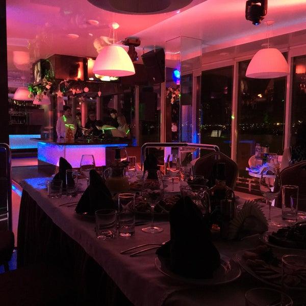 Снимок сделан в Ресторан Лагуна пользователем 🎀Natalia K. 12/31/2014
