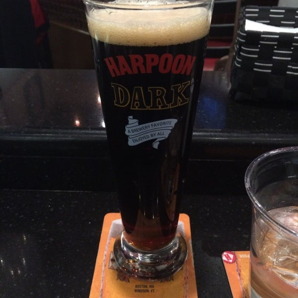 Photo taken at Harpoon Tap Room by Sparky W. on 12/14/2014